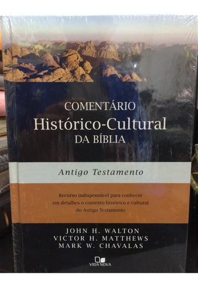 Comentário Histórico Cultural Da Bíblia Antigo Testamento