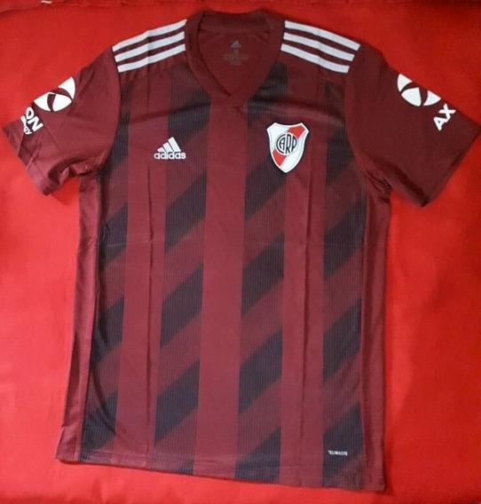 Camiseta Bordó River Plate 2019 2020