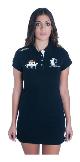 Vestido Polo Collection Germany Player