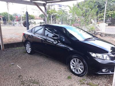 Honda Civic Lxr 2.0 2014