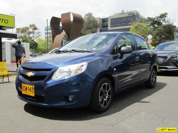 Chevrolet Sail Ls At 1400