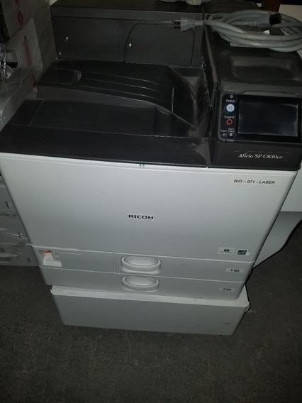 Impressora Ricoh Sp C 830