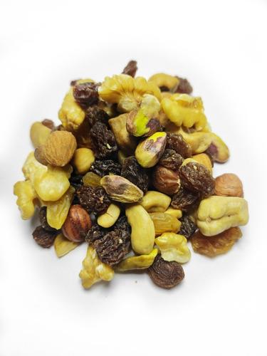 Imagen 1 de 3 de Mix Europeo (frutas Secas Y Pasas) Bolsa De 1 Kilo