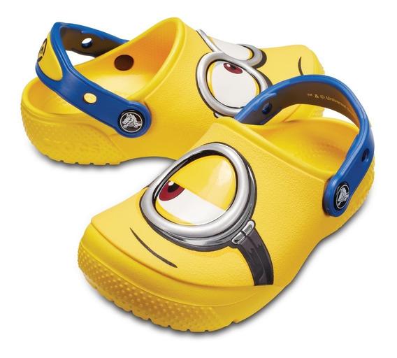 Crocs Funlab Minions Clog Yellow