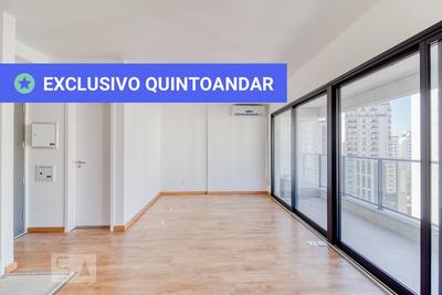 Studio No 14º Andar Com 1 Dormitório E 1 Garagem - Id: 892933313 - 233313