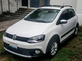 Volkswagen Crossfox Quemacocos 1 Dueño Todo Pagado