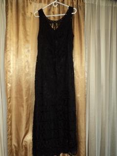 Vendo Elegante Vestido De Fiesta Largo Importado