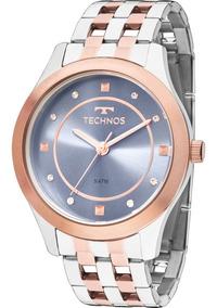 Relógio Technos Feminino Fashion Trend Original 2036mfd/5a