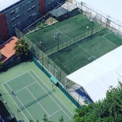 Ponto Quadras Society + Tênis + Escolinha De Futebol
