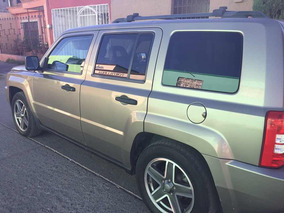 Jeep Patriot Limited 4x4 Cvt 2008