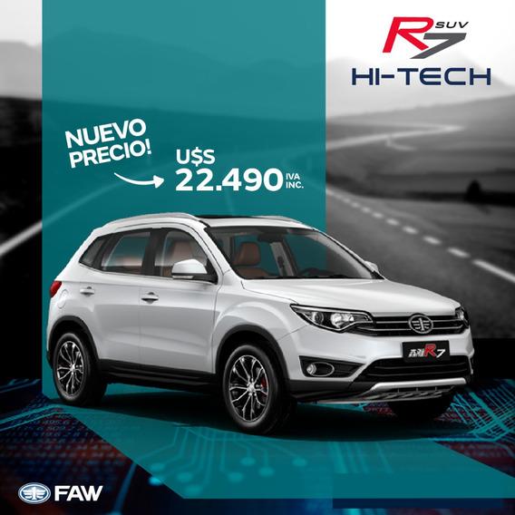 Faw R7 Luxury Hi Tech - Motorlider - Permuta / Financia