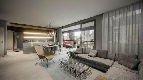 Apartamento 2 Quartos90 M² Úteis R$ 610.000 - Vila Mariana -sp - Ap4490