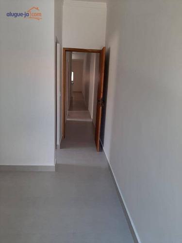 Vendo Imóvel 3 Dormitórios, Vila Maria - Centro - Sjcampos - Ca2997