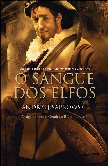 Livro: The Witcher - O Sangue Dos Elfos - Vol. 3