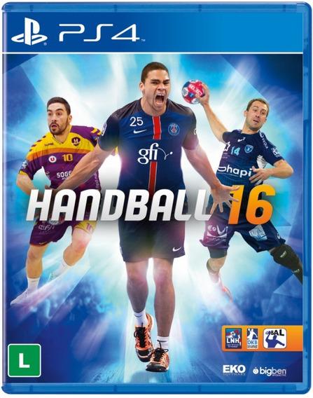 Jogo Handball 16 - Ps4 (mídia Fisica)