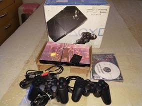 Playstation 2 Slim Desbl. Matrix