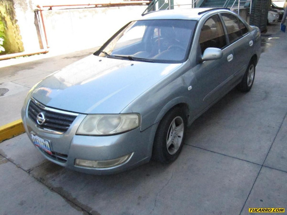 Nissan Almera Bio