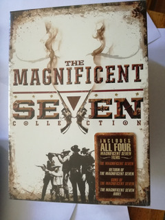 Los Siete Magníficos - The Magnificent Seven Coleccion