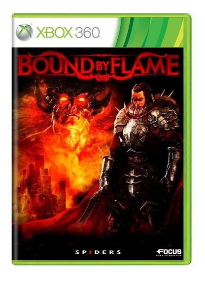 Bound By Flame Xbox 360 Mídia Física Pronta Entrega