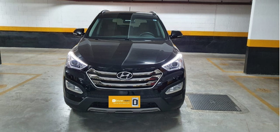 Hyundai Santa Fé - 2015 - 7 Lugares