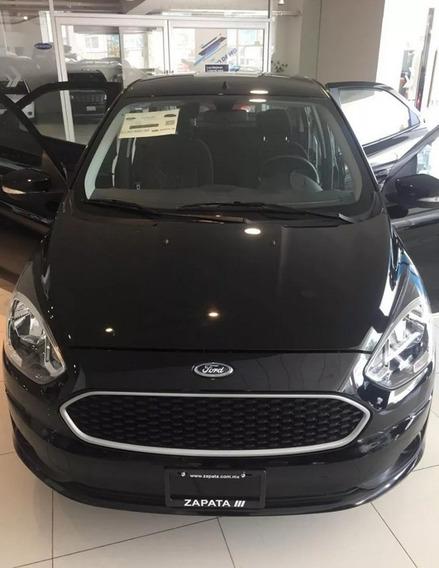 Ford Figo Energy Tm Negro 2020