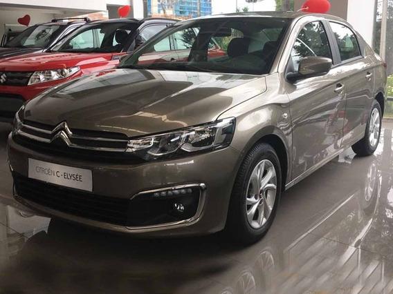 Citroën C-elysée Full. Desde $45.990.000 Modelo 2020