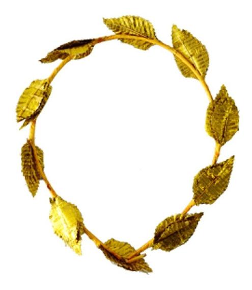 Corona De Emperador Romano - Laureles Dorados
