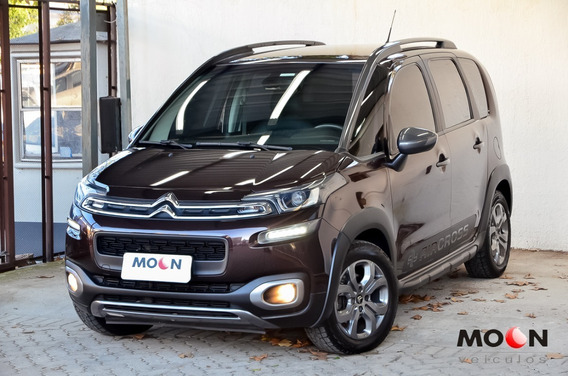 Citroen Aircross Shine 1.6 Bordo 2019