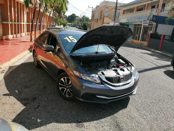 Honda Civic Ex-full Americano