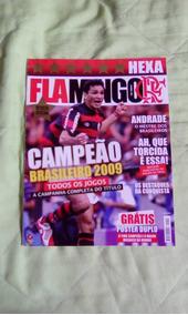 Revista Do Flamengo - Campeão Brasileiro 2009