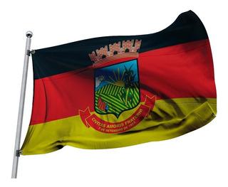Bandeira Brasil Cidade Teofilo Otoni Mg Minas Gerais Mucuri