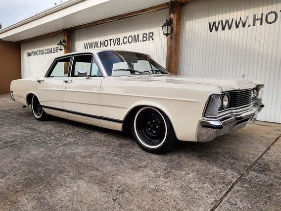 Hotv8 Vende Ford Galaxie 500 1979 Branco Nevaska