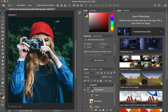 Tratamento De Imagens (photoshop)