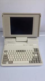 Notebook Laptop 286 386 Pc Antigo