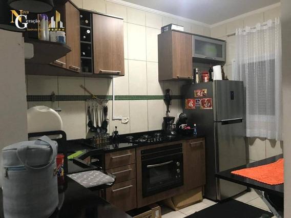 Casa De Condomínio Toda Reformada - Ca0099
