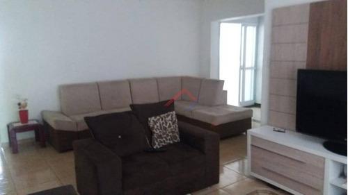 Imagem 1 de 8 de Casa Com 3 Dormitórios À Venda, 185 M² Por R$ 550.000,00 - Vila São Bernardo - Sorocaba/sp - Ca0005