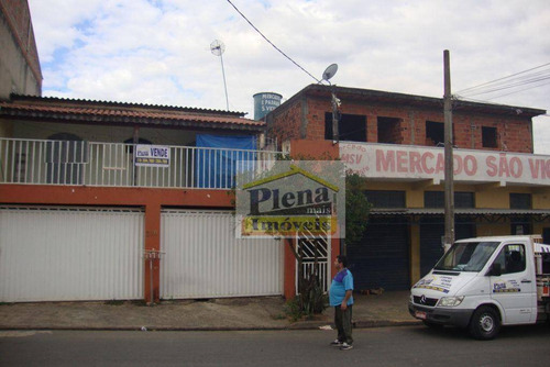 Sobrado Residencial À Venda, Jardim Novo Ângulo, Hortolândia. - So0384
