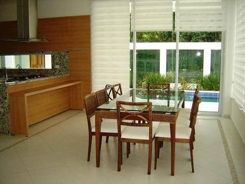 Casa Com 5 Dormitórios À Venda, 501 M² Por R$ 5.500.000,00 - Riviera - Módulo 5 - Bertioga/sp - Ca0248