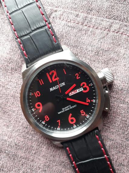 Relógio Magnum Soviet - Quartz - 47mm