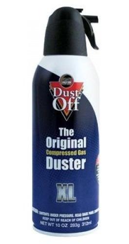 Spray De Ar Comprimido Dust Off 300ml Original - Limpeza