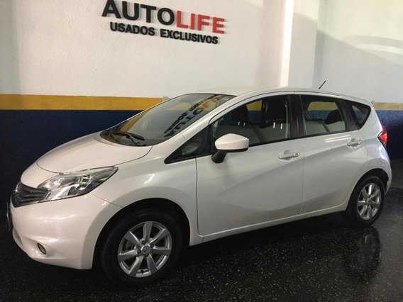 Nissan Note 1.6 Advance 2016