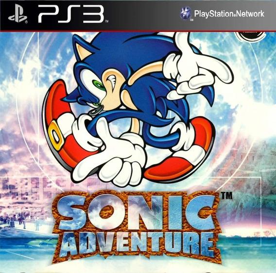 Sonic Adventure Jogo Ps3