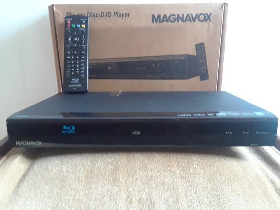 Blu-ray / Dvd. Marca: Magnavox (45vrds)