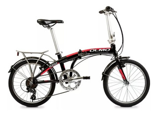 Bicicleta Olmo Plegable Pleggo Full 7 Vel Envío Gratis!!!