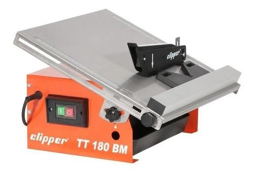 Clipper Tt180 Bm Máquina De Cortar Cerámica Y Porcelanato