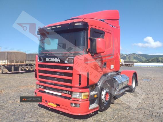 Scania R 124 400 4x2 2004