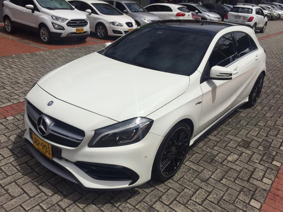 Mercedes Benz A 45 Amg 2017