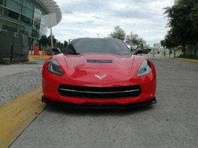 Chevrolet Corvette 6.2 Stingray Z51 Coupe At