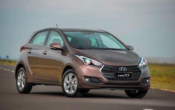 Hyundai Hb20 1.6 Aut. Comf Plus - 2017 - 34.000km - Ún. Dono