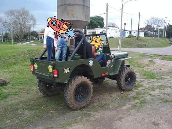 Jeep Willys Diesel 4x4 Willys 4x4 Diesel